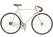 The Cooper Reims is a 5 speed road bike designed for leisure and light touring.