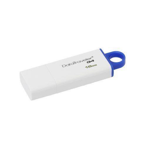 Kingston DTIG4/16GB DataTraveler Chiavetta USB 16 GB, USB 3.0, Bianco