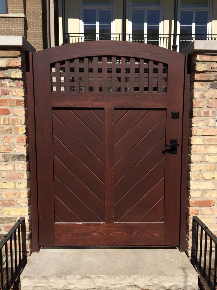 Picket Fence Gate Latches Woodworking Projects Amp Plans