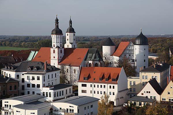 Schloss und Dom Wurzen