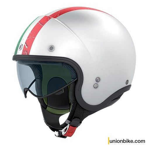 Casco Nolan N21 in Demi Jet - Open Face - Caschi