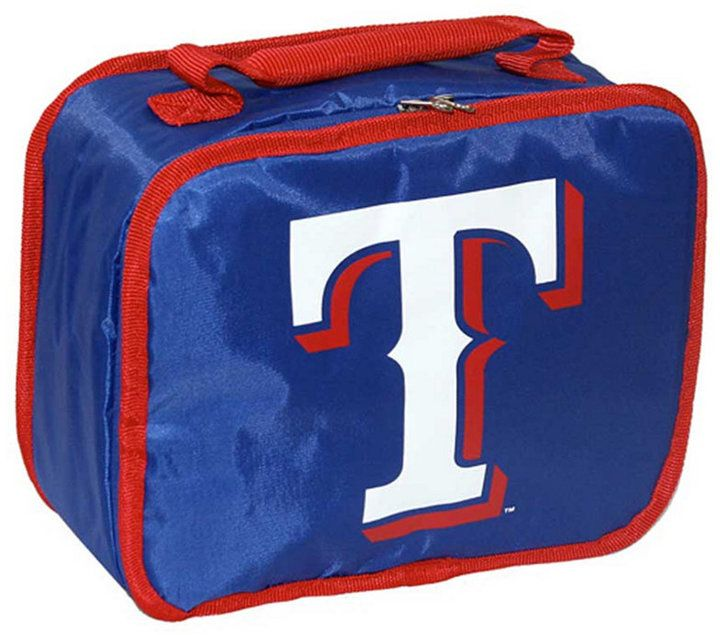 Concept One Texas Rangers Lunchbreak Lunch Bag
