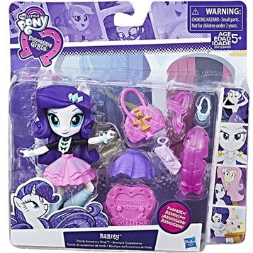 My Little Pony Merch News: New Equestria Girls Minis Spotted: Mall Collection | MLP Merch
