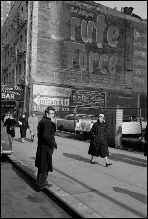 James Dean by Dennis Stock
