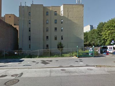Nine-Story Apartment Building Will Rise Near Harlems St. Nicholas Park