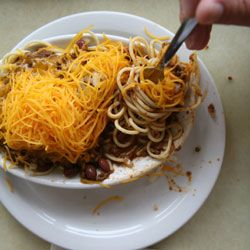 Cincinnati Chili Recipe - Saveur.com  I really really want to try this!!!