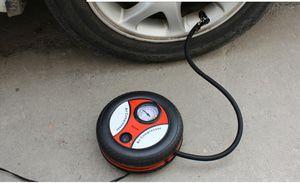 Air Compressor Pompa Listrik Ban Mobil Motor Portabel 12V Portable Top