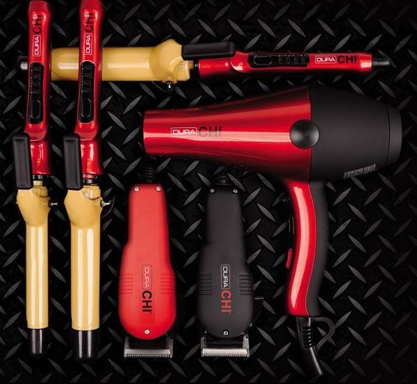 Farouk Systems: New Dura CHI Professional Tools
