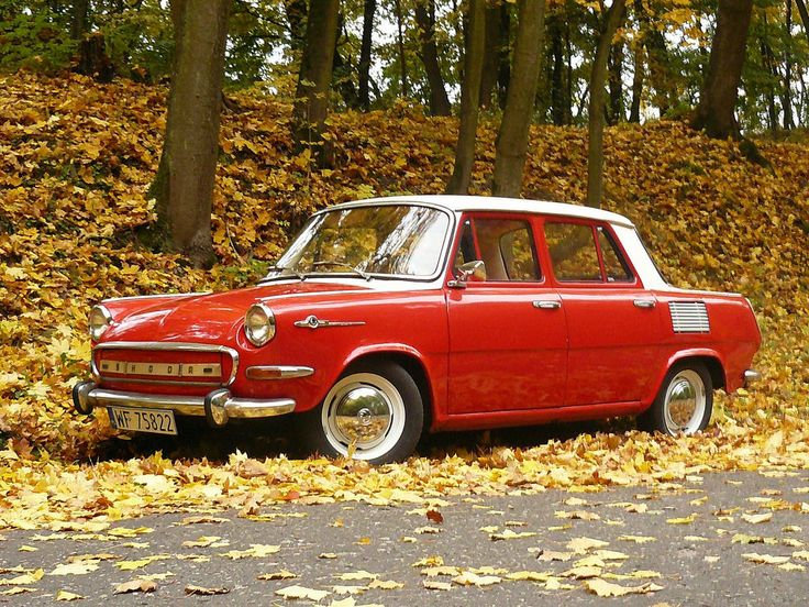 All sizes | Skoda 1000MB in Poland | Flickr - Photo Sharing!