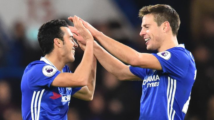 Give Chelsea the Premier League trophy now - Robbie Savage    Premier League leaders Chelsea are very unlikely to be caught, according to BBC football pundit Robbie Savage.   http://www.bbc.co.uk/sport/football/38442695