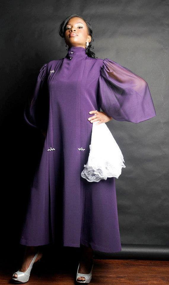 Custom Ministry Dress Esther By Designsbytessianleak On