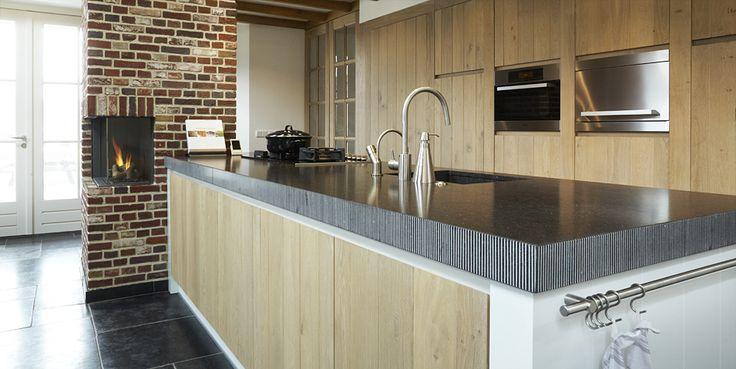Zelfgemaakte Keuken : keukens op maat bijzonder keuken design more 0b keuken aanbouw keuken