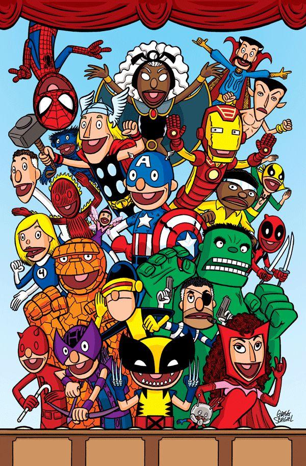 muppets-super-hero-illustration