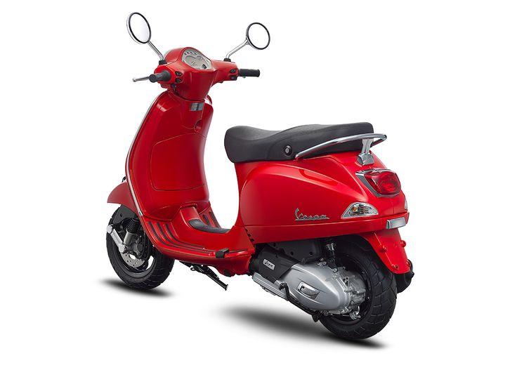 Vespa LX 125 - Vespa.com