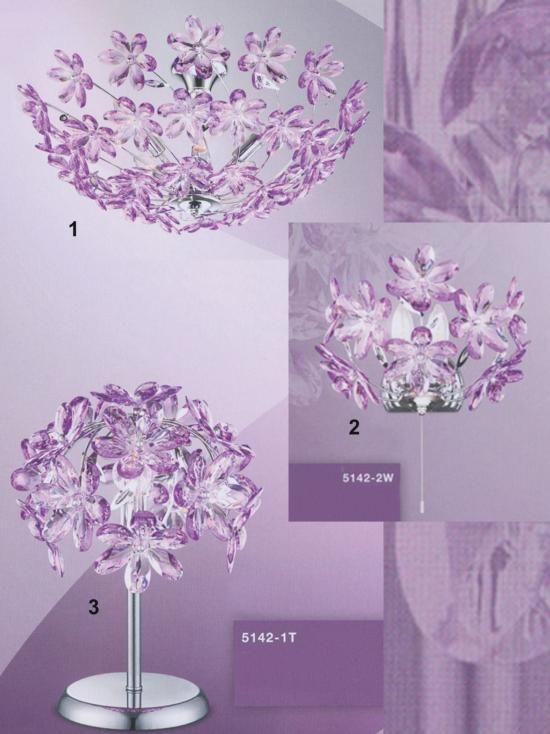 Svietidlá.com - Globo - Purple 2 - Moderné svietidlá - svetlá, osvetlenie, lampy, žiarovky, lustre, LED