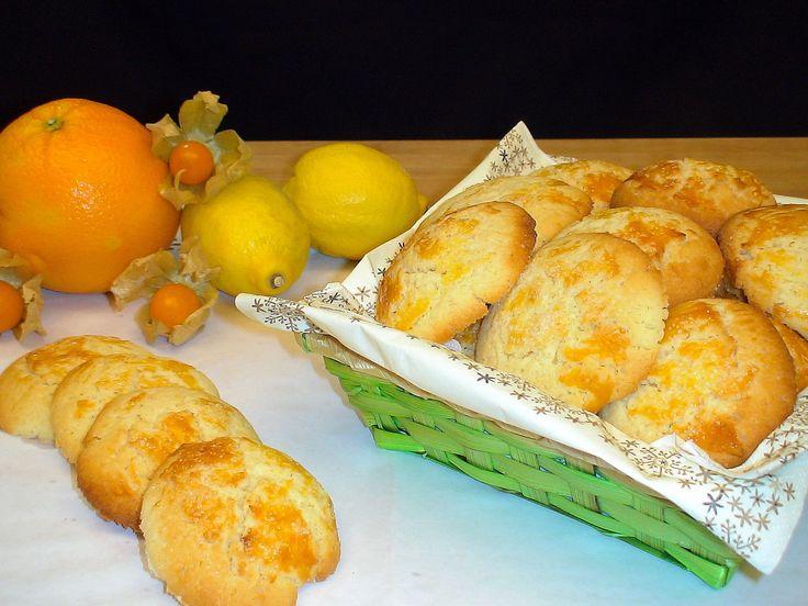 Pastas de naranja y limón - La Cocina de Loli Domínguez