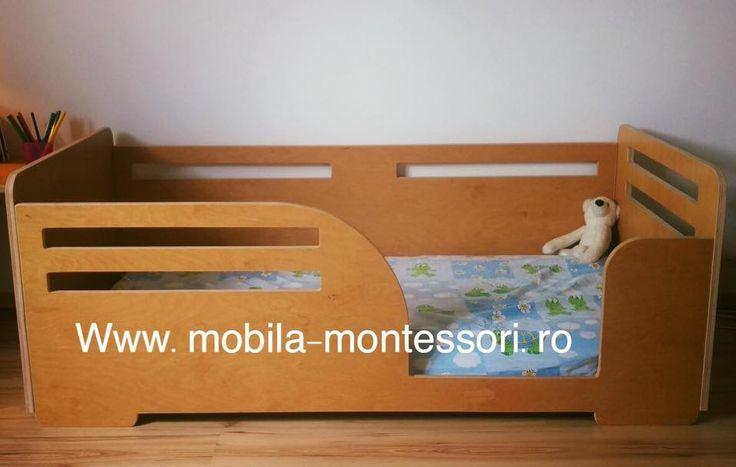 #montessoribed  Pentru o oferta concreta va rugam sa ne contactati.  contact@mobila-montessori.ro www.mobila-montessori.ro https://www.facebook.com/mobilamontessori/