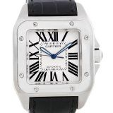 Buy Cartier Santos 100 Automatic Unisex Watch W20106X8 replicas