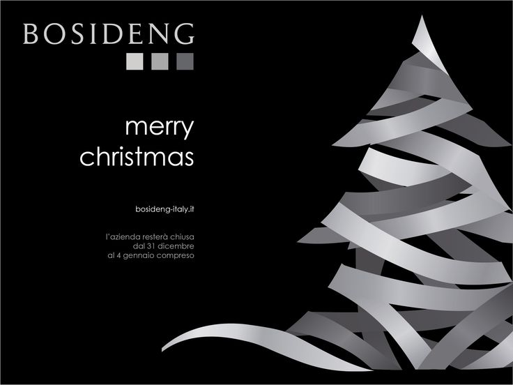 We wish you a special Chirtmas. #BosidengItaly #MerryChristmas