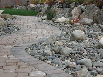 550 best patios paths walkways images on pinterest - Patio Walkway Ideas