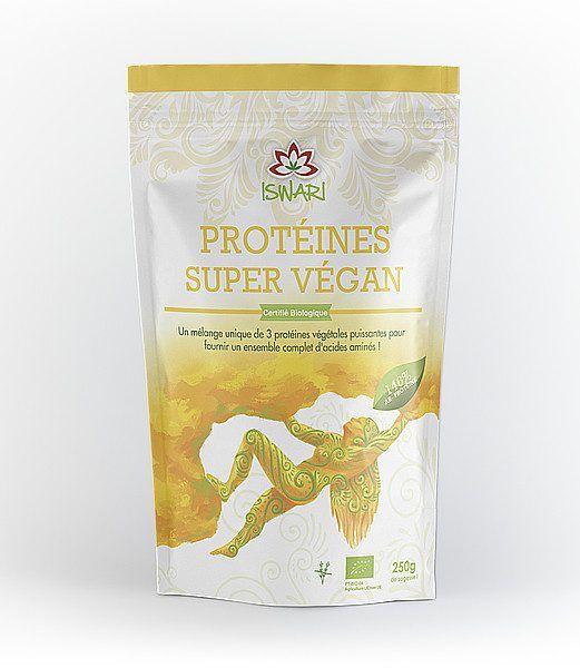 ISWARI » Protéines Super Vegan