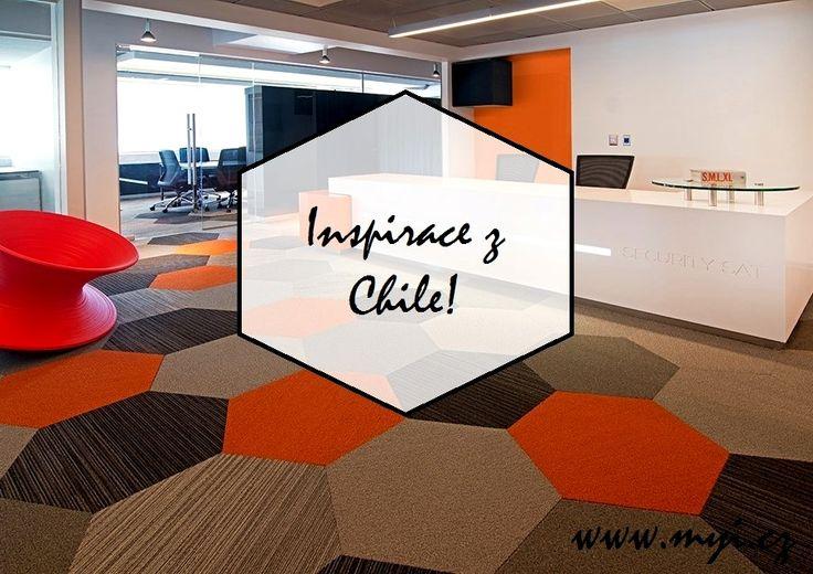 Drazí fanoušci, přátelé i milí zákazníci, máme pro Vás nový článek z naší MYi rubriky plné inspirací na poli netradičních kanceláří. Přivítejme prostory z Chile! http://www.myi.cz/#!security-sat/c12hu Atypická architektura pracovních zón Vás chytne za srdce! Hravé, svěží, jedinečné! Efektivita, kreativita i veškerá výkonnost firmy se odvíjí od detailů. Dané interiéry hrají jednoduše prim! Kráčejte s námi po dráze stylové nadčasovosti. Zážitky bonusem! Váš neúnavný tým MYi :-)…