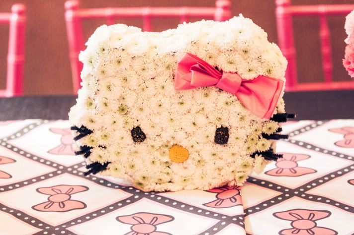 Hello Kitty Wants In On Your Wedding