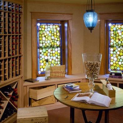 Wine Cellar Home Decor Design, Pictures, Remodel, Decor and Ideas