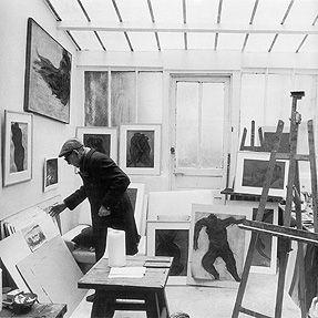 Hakki Anli (1906-1990 Paris)