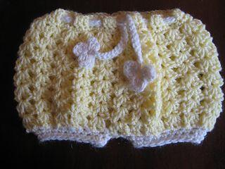 newborn bloomers free crochet pattern - ravelry