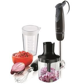 Mixer Philips Walita Viva Collection RI1366 com Moedor e 2 Acessórios - 400W