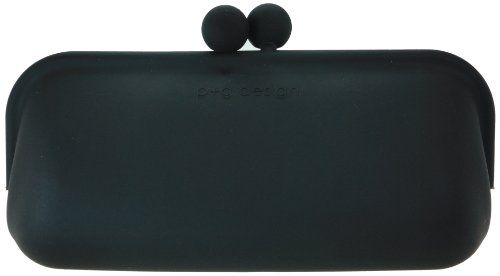 """MACHI"" Silicone Cosmetic Pouch (Black) * Visit the image link more details."
