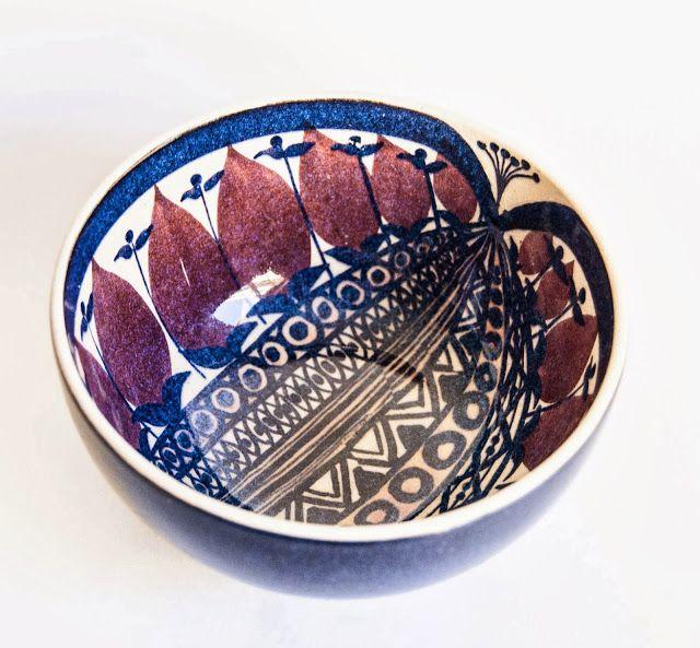 Retro Pottery Net: Tenera x 3