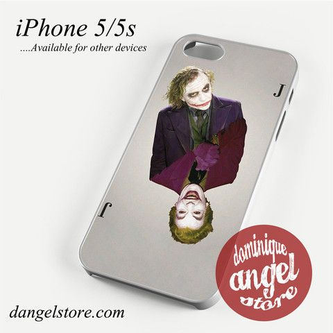 The Joker 3 Phone case for iPhone 4/4s/5/5c/5s/6/6 plus