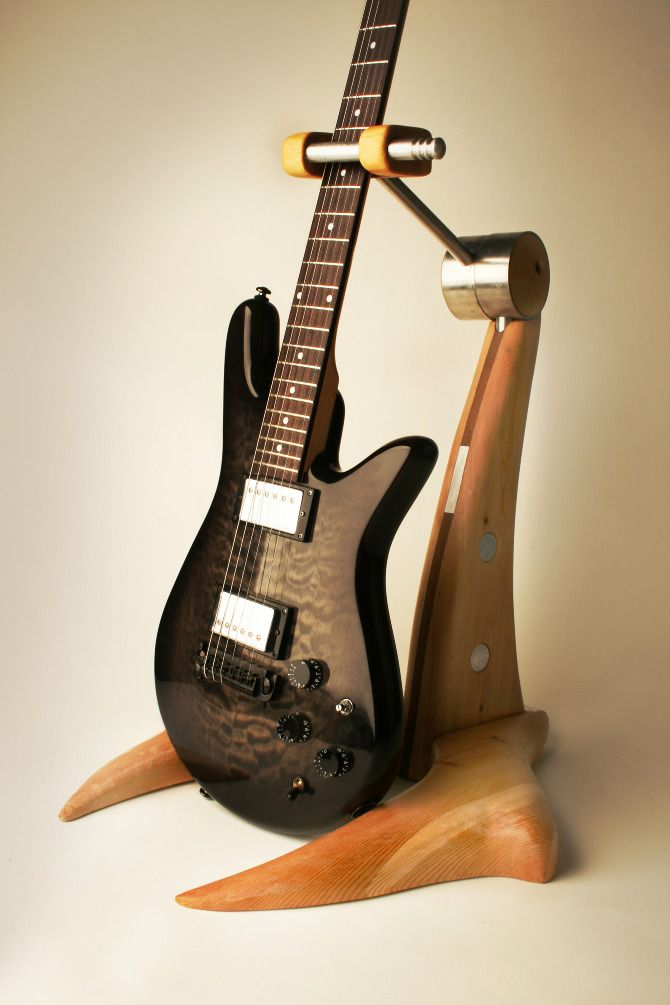 Guitar Stand Designs : Best guitar stands images on pinterest stand