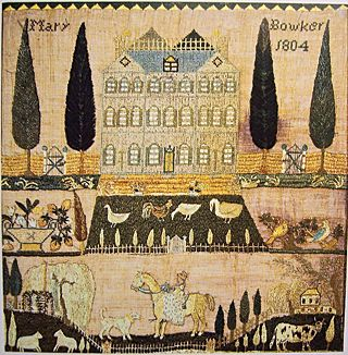 17 Best Images About Antique Samplers And Needlework On