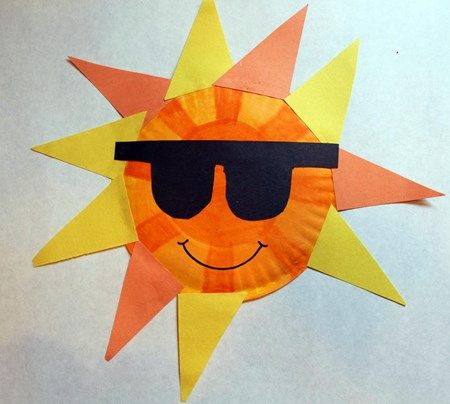 preschool craft ideas for summer 1000 images about summer crafts for on 7071