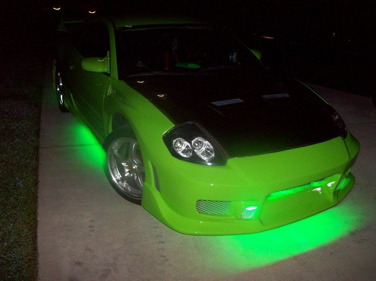 lime green black strips eclipse convertible - Google Search & 85 best cars(: images on Pinterest   Mitsubishi eclipse Google ... markmcfarlin.com