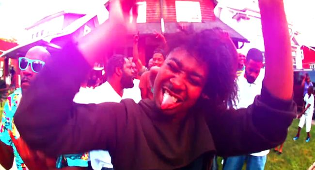 """[Music Video] Danny Brown – Dope Song- http://getmybuzzup.com/wp-content/uploads/2014/01/Danny-Brown-Dope-Song-600x323.png- http://getmybuzzup.com/music-video-danny-brown-dope-song/-  Danny Brown – Dope Song ByAmber B Three months since its release, Danny Brown finally gets around to releasing the second set of visuals from his third studio albumOldwith """"Side B (Dope Song).""""  Follow me:Getmybuzzup on Twitter