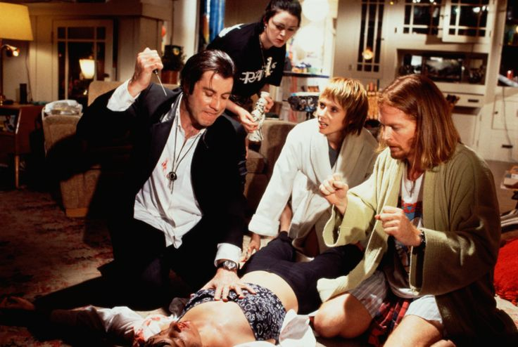 Photos: Photos: The Making of Pulp Fiction in Stills, Snapshots, and Script Pages | Vanity Fair