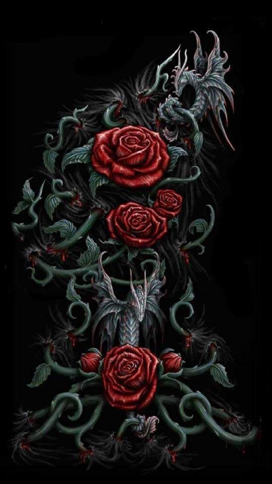Cute Cellphone Wallpaper For Women Pin By Caleb Thies On Tattoo In 2019 Fantasy Art Gothic