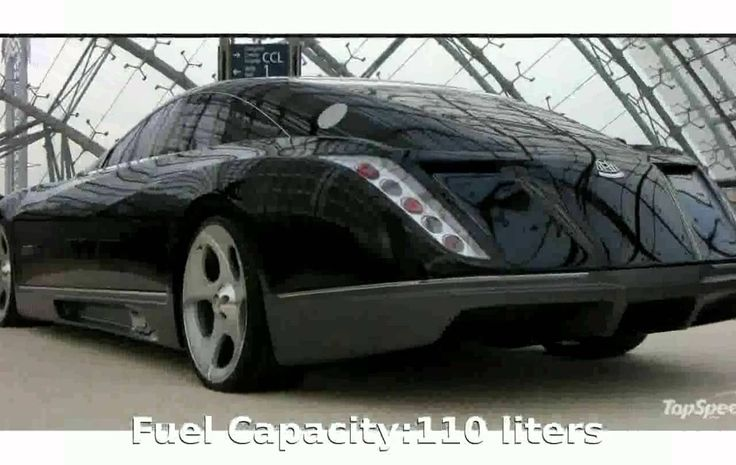 2005 Maybach Exelero Details & Features - https://www.best-tech.xyz/2005-maybach-exelero-details-features/