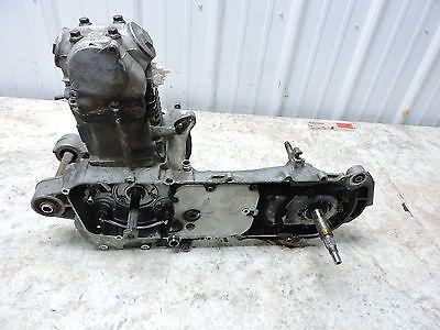 97 Yamaha XC125 XC 125 Riva Scooter engine motor