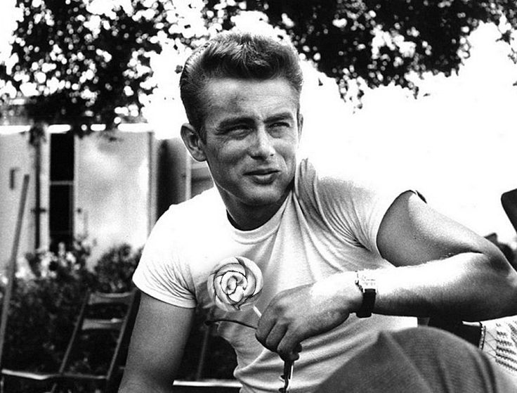 Dear James Dean, you're sweet when you quit smoking.