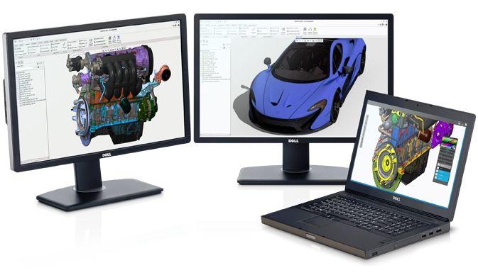 Workstation Precision M6800: performance de processamento de tarefas pesadas e placa gráfica