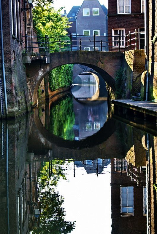 Hertogenbosch, Netherlands is not only beautiful, it is also the home of Heineken!
