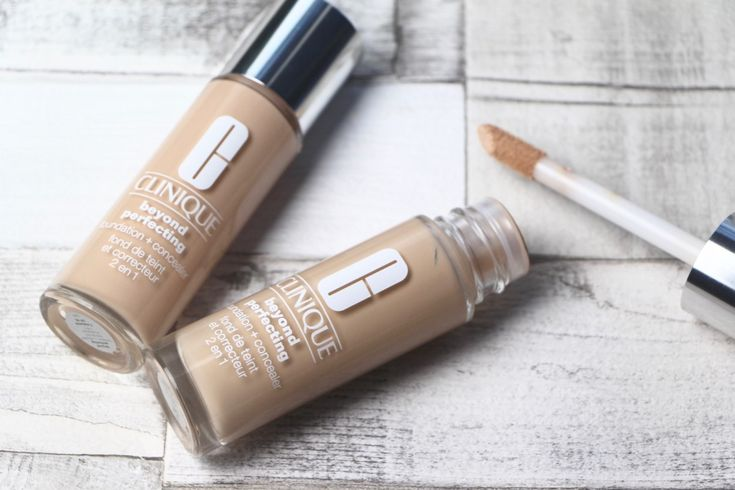 Clinique Beyond Perfecting Foundation and Concealer Review | A Model Recommends