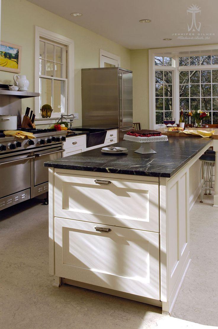 #JenniferGilmer #KichenDesign #LuxuryKitchens  Http://www.gilmerkitchens.com/ · Refrigerator FreezerWolf AppliancesKitchen  DesignsAlexandria ...