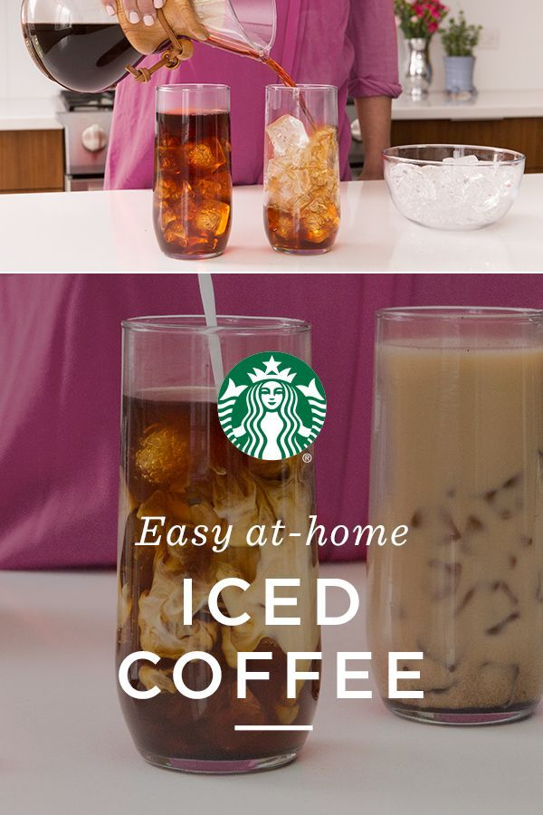 Brew Iced Coffee At Home Using A Light Coffee Like Breakfast Blend
