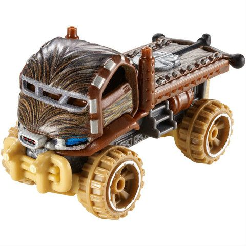 Hot Wheels Star Wars Vehicle - Chewbacca – Mr Panda's Emporium